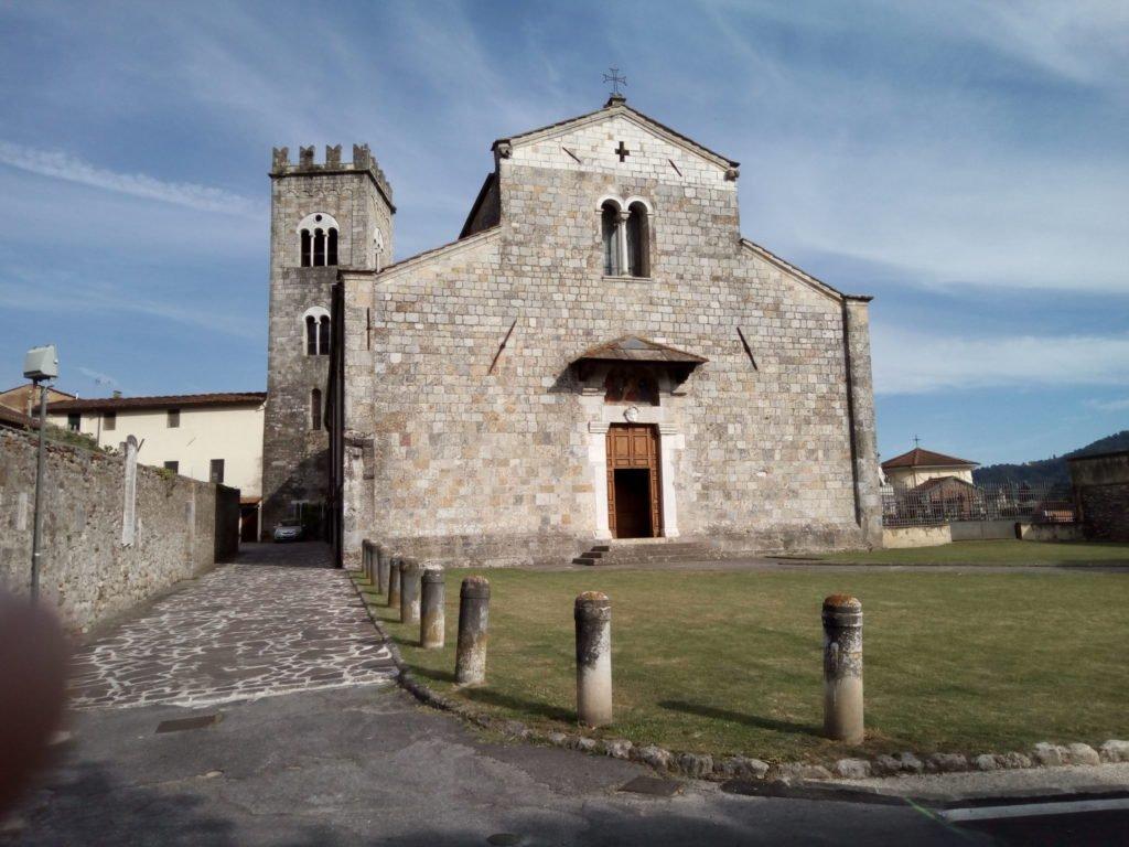Camaiore. Iglesia la Badia