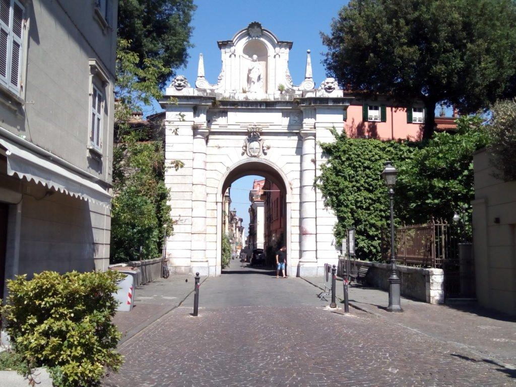 Porta Romana. Sarzana