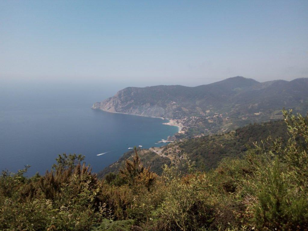 Vista del Mediterraneo