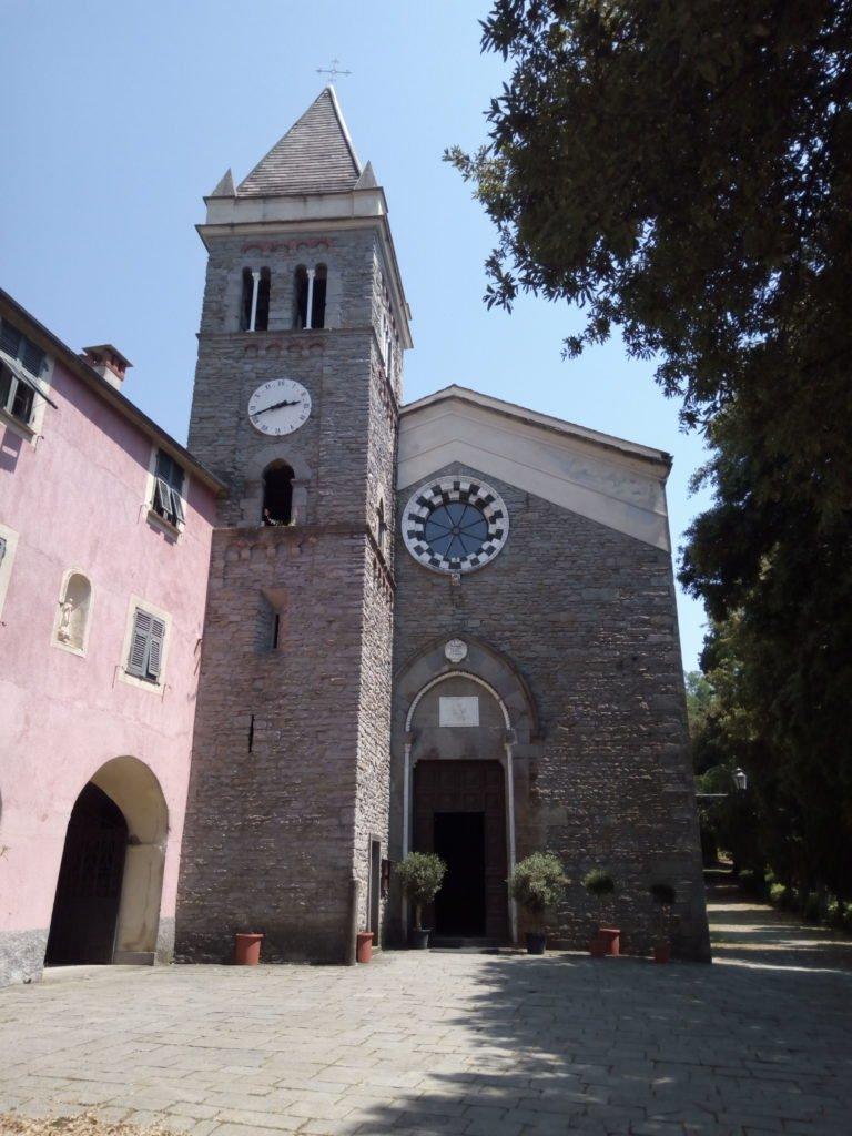 Santuario de Nuestra Señora de Soviore