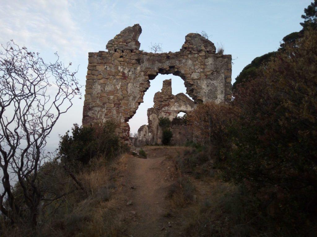 Ruinas de la Iglesia de Santa Ana