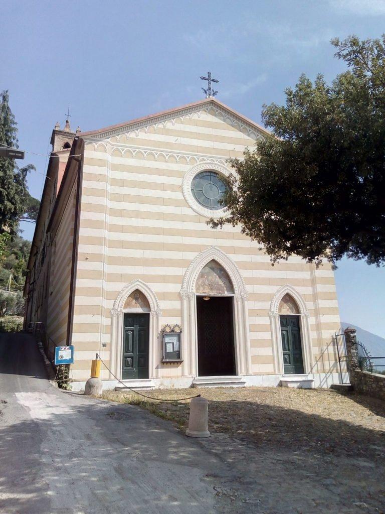 Monasterio de San Próspero en Camogli