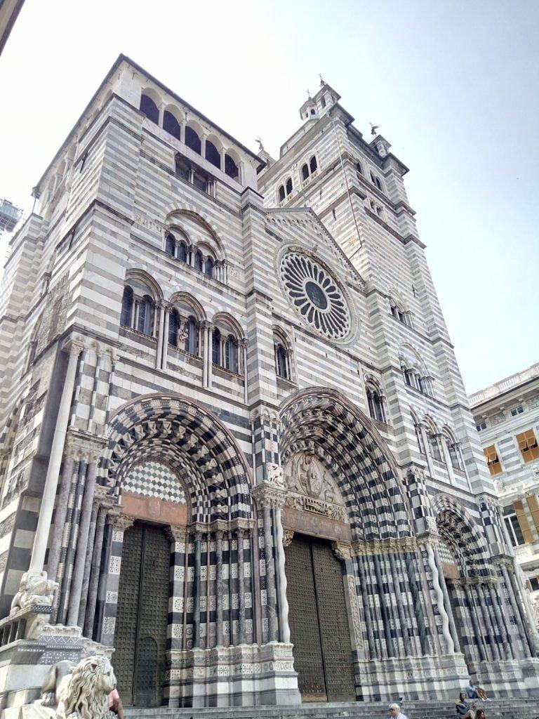 Il Duomo de Génova