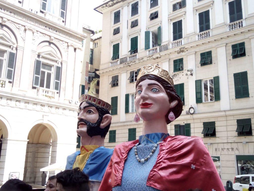 Los Gigantes de Génova
