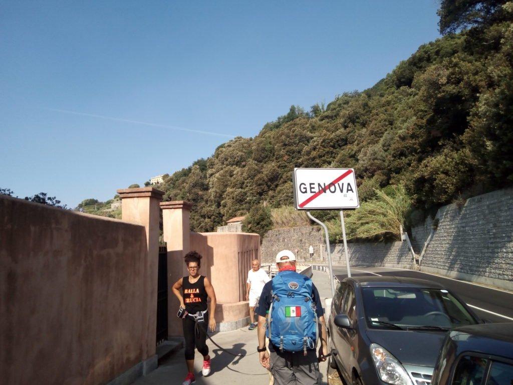 Se termina Genova