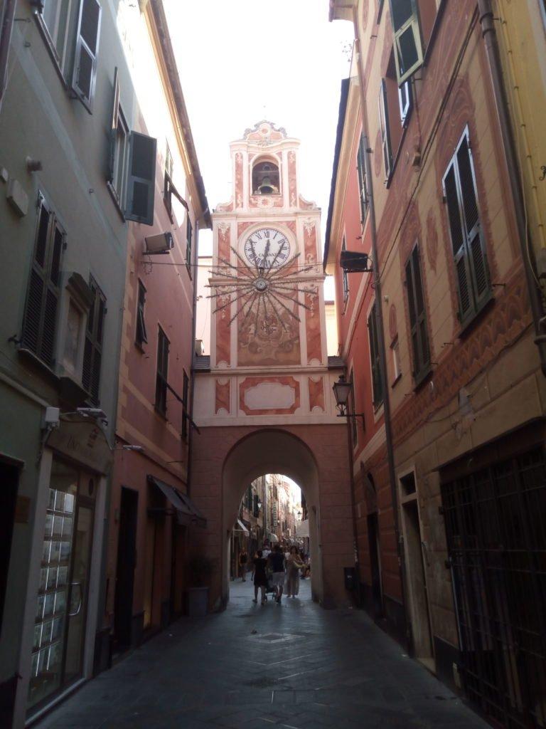 Torre del Reloj, Loano