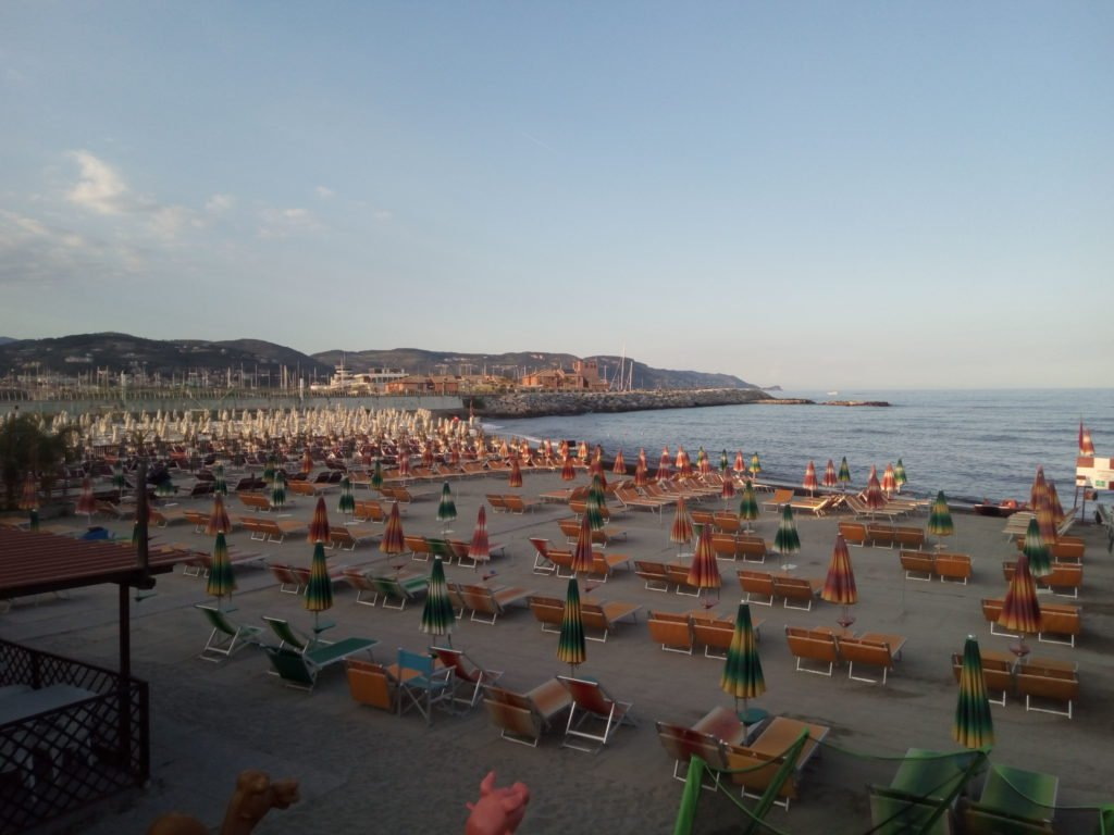 Playa recogida, ¡hasta mañana!