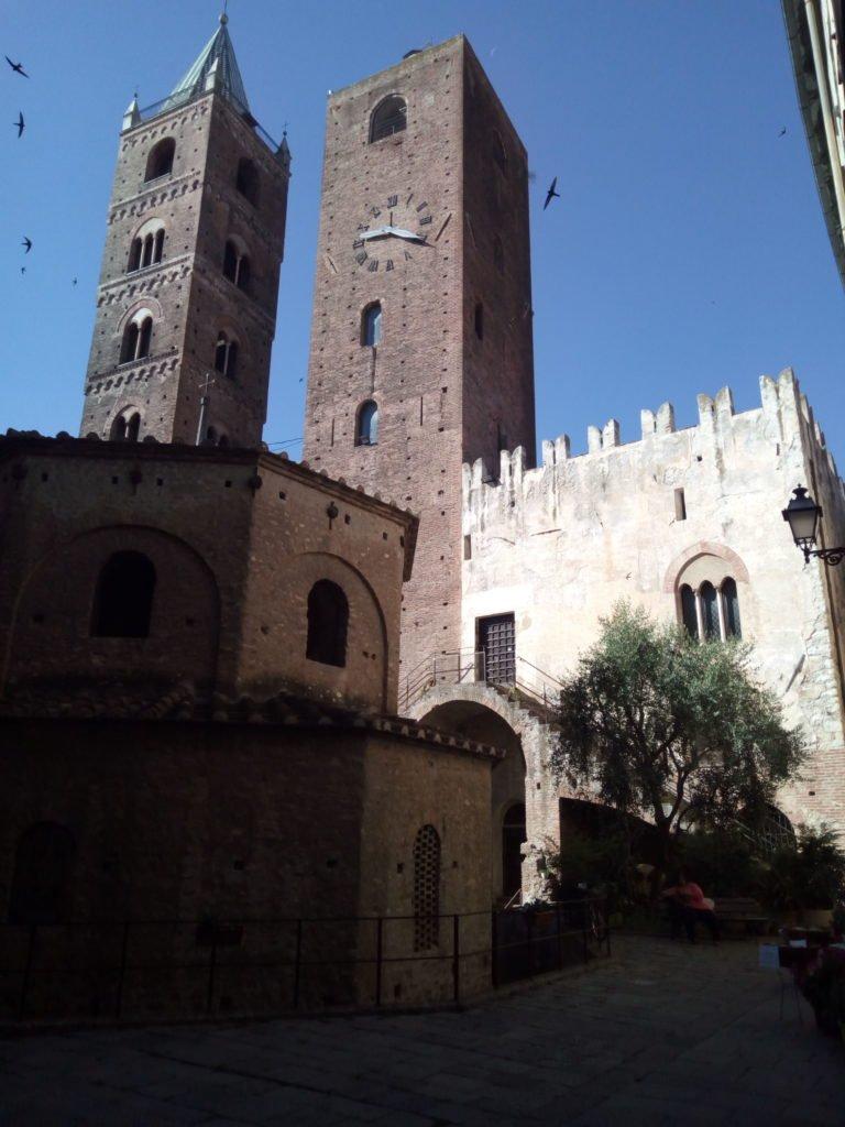 Baptisterio de Albenga