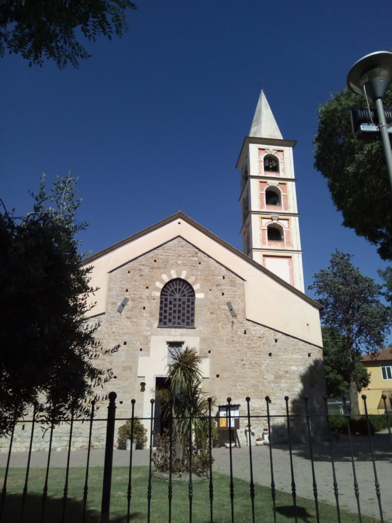 Parroquia de San Juan Bautista, Andora