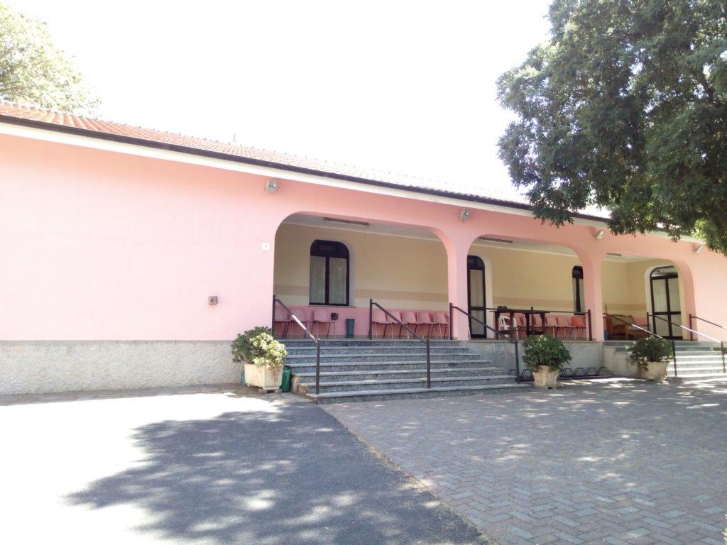 Albergue de la Parroquia de San Juan Bautista, Andora