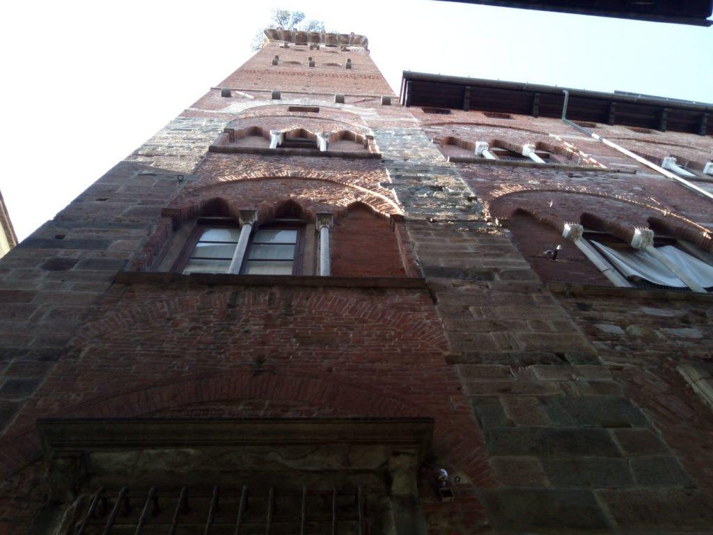 Torre Guinigi. Lucca