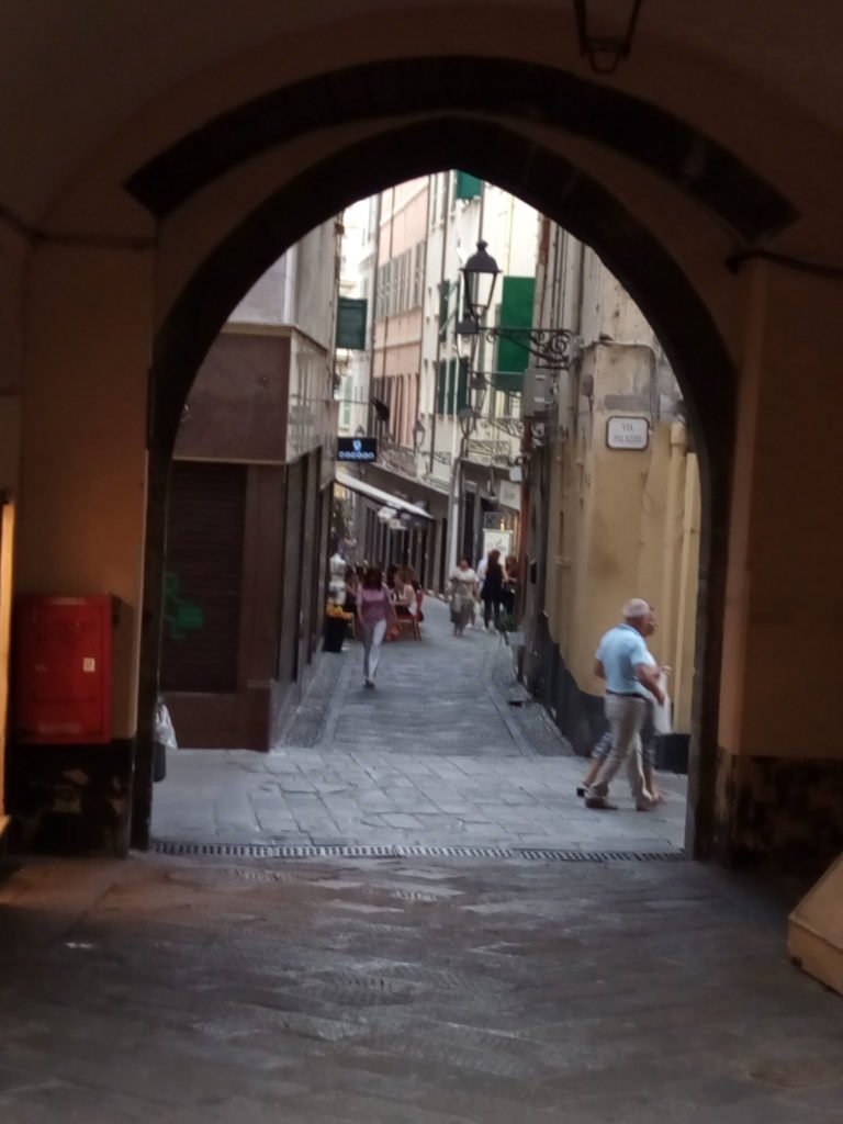 Callejuelas de San Remo