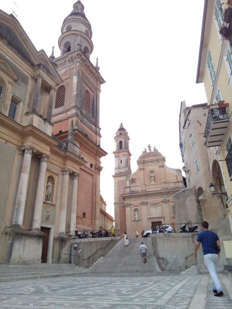 Basilica de San Miguel Arcángel. Mento