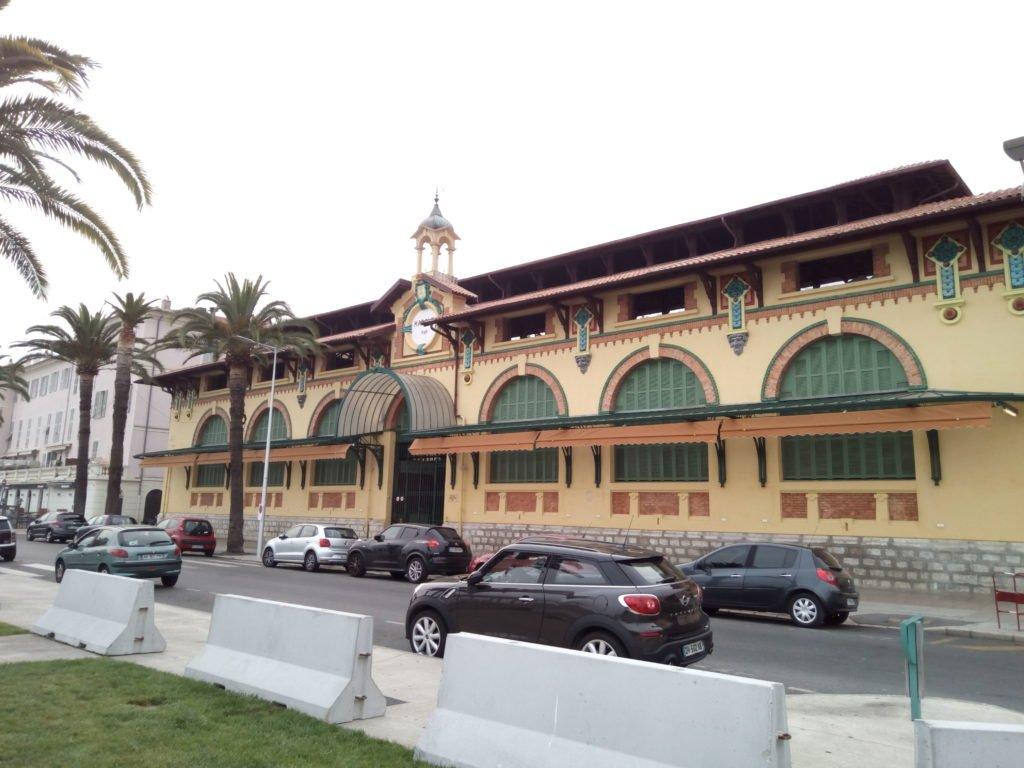 Mercado Municipal de Menton