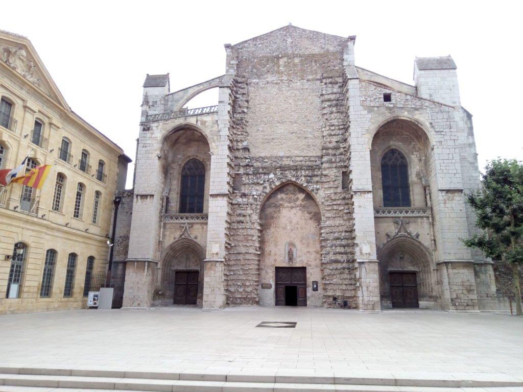 Iglesia de Santa María Magdalena, en Saint Maximin la Sainte Baume