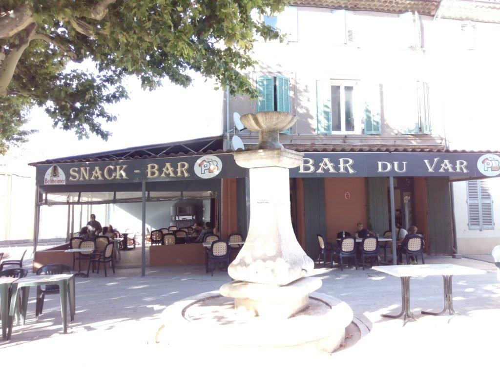 Bar du Var