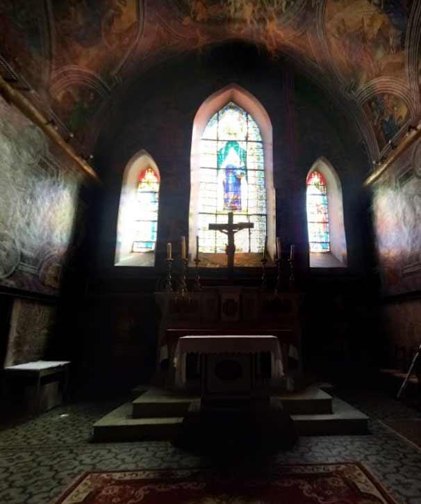 Iglesia de Nuestra Señora de la Asunción, Le Val