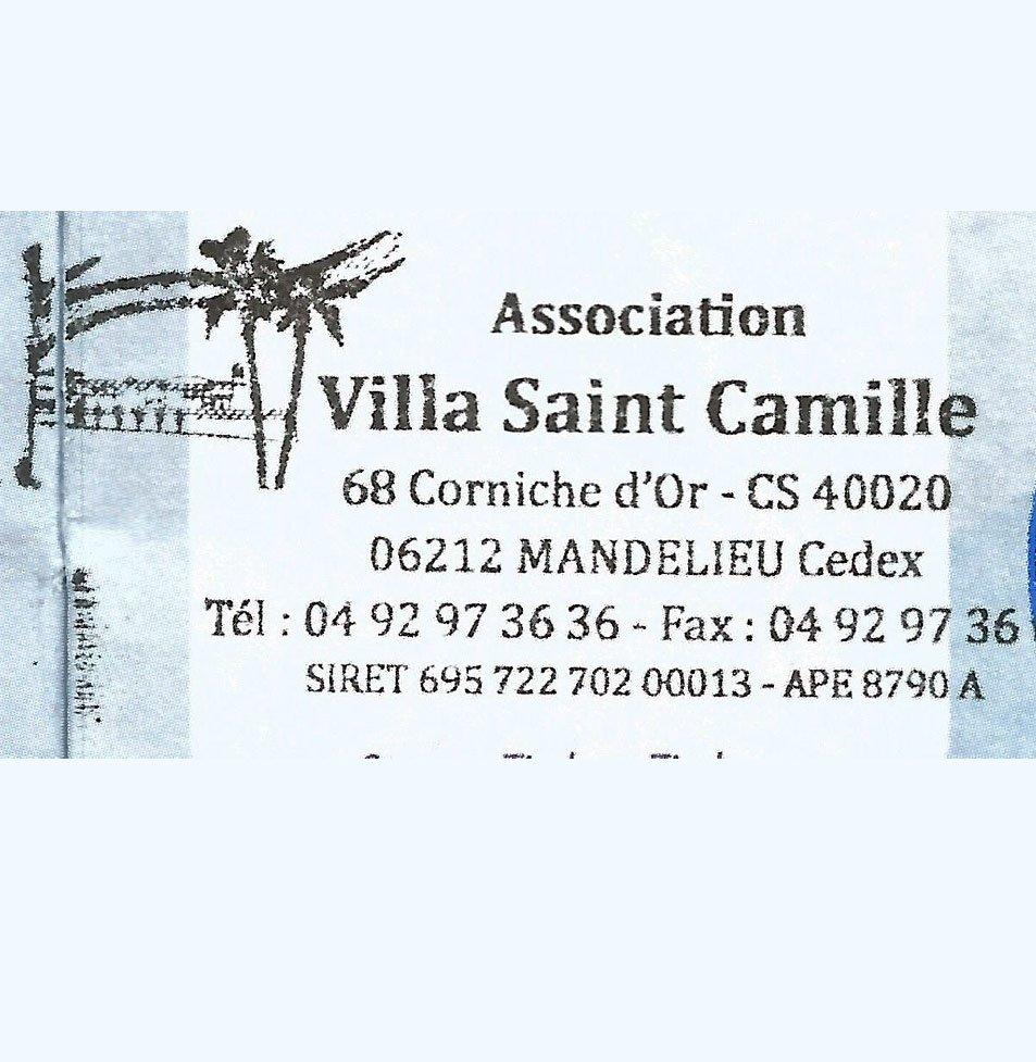 Sello de la Asociación Villa Saint Camille