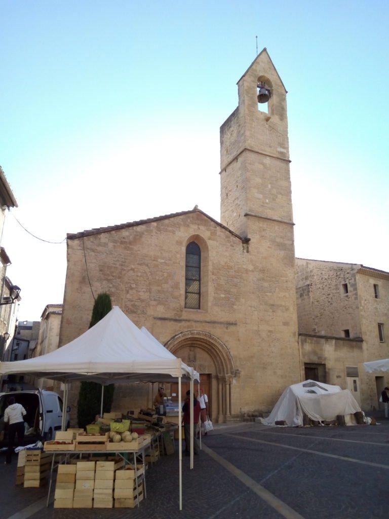 Iglesia de San Miguel. Salon de Provence.