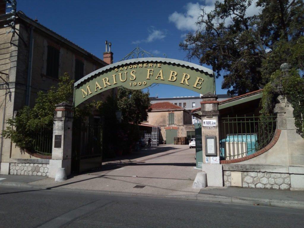 Fábrica / Museo Marius Fabre. Jabones de Marsella.
