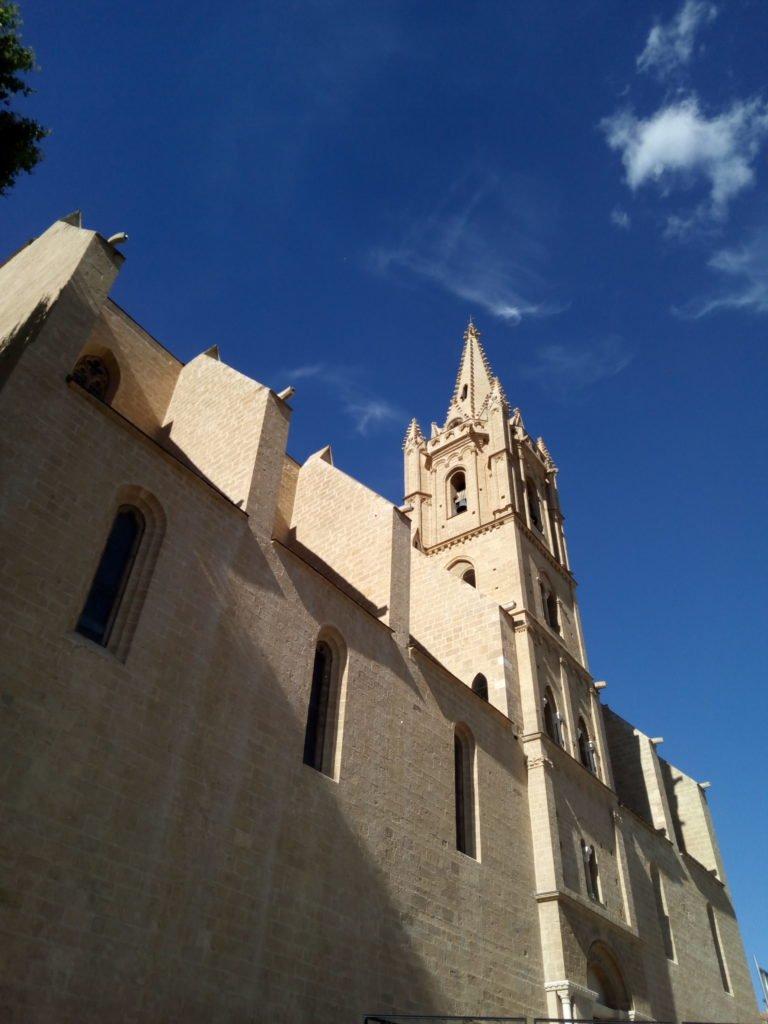 Iglesia de San Lorenzo, en Salon de Provence