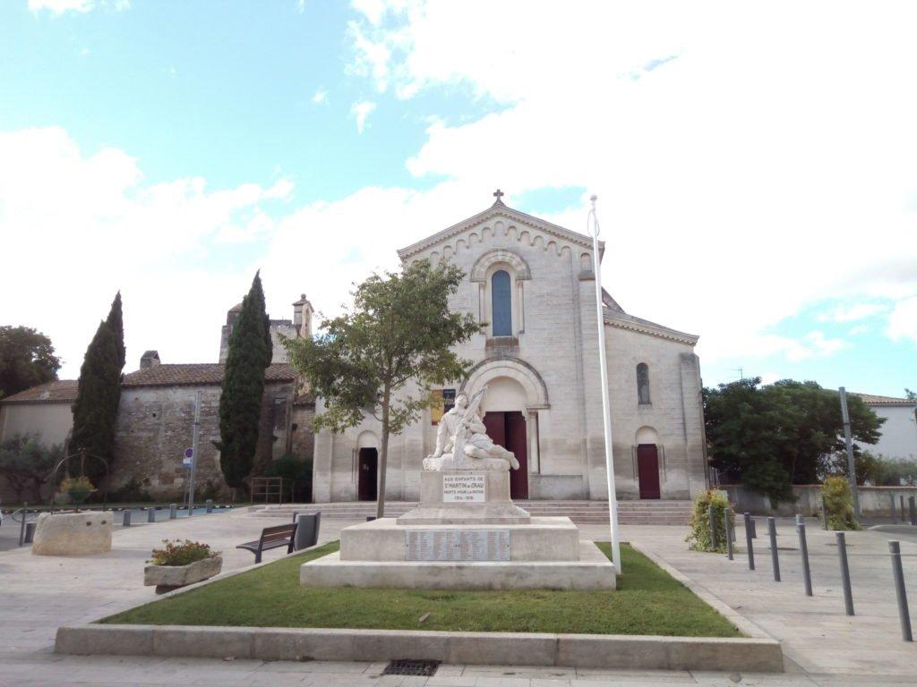 Saint-Martin-de-Crau, Provenza-Alpes-Costa Azul