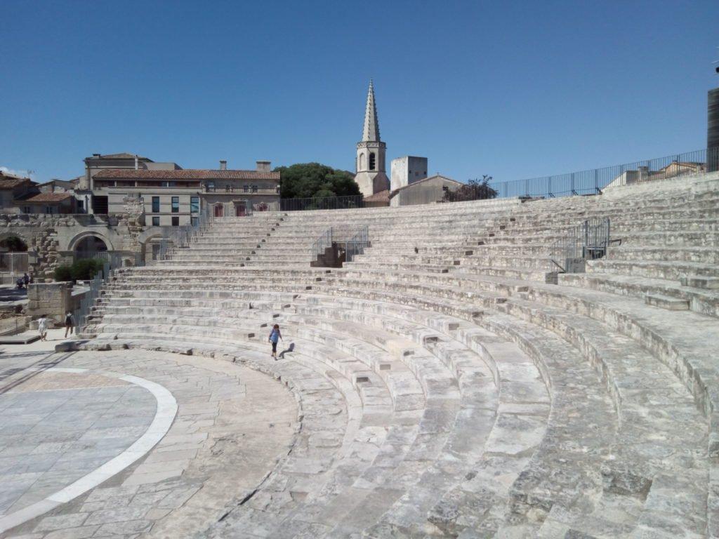 Circo Romano de Arles