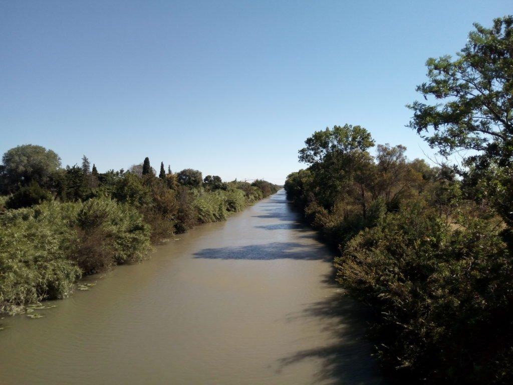 Éste es el Petit Rhône