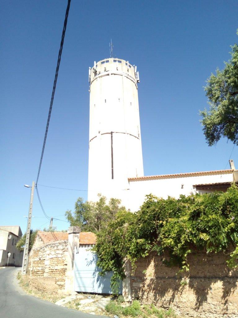 Torre de agua de Saint Gilles