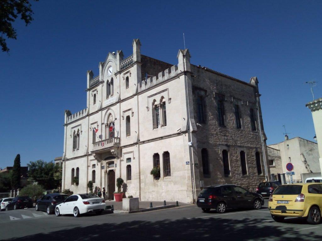 La Mairie de Saint Gilles