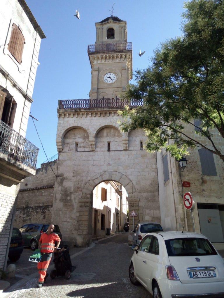 Puerta de Saint Gilles. Vauvert