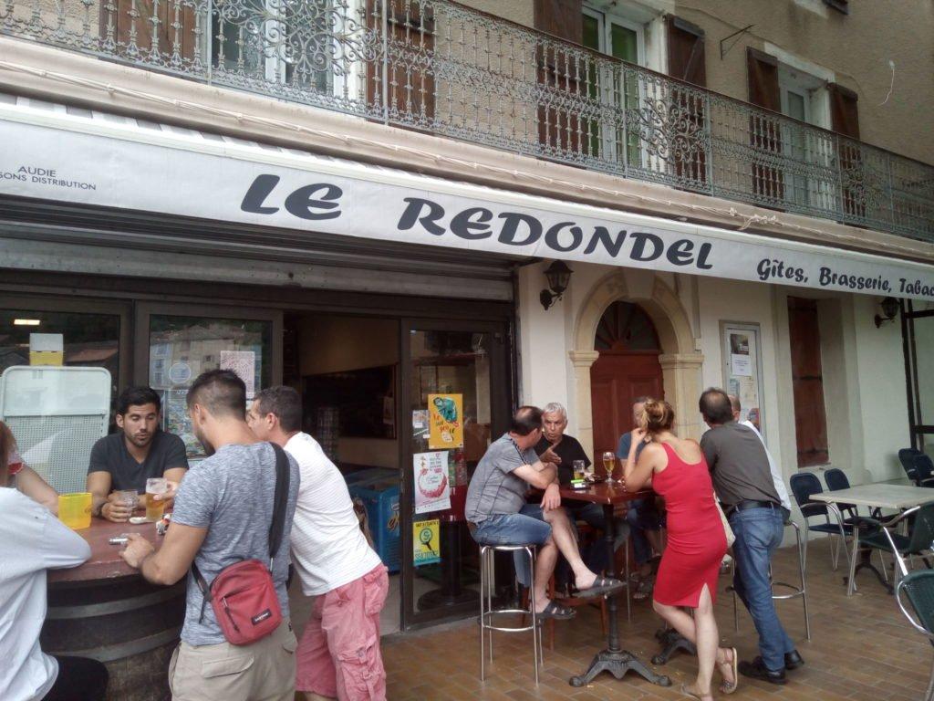 Le Redondel, El Gîte de hoy