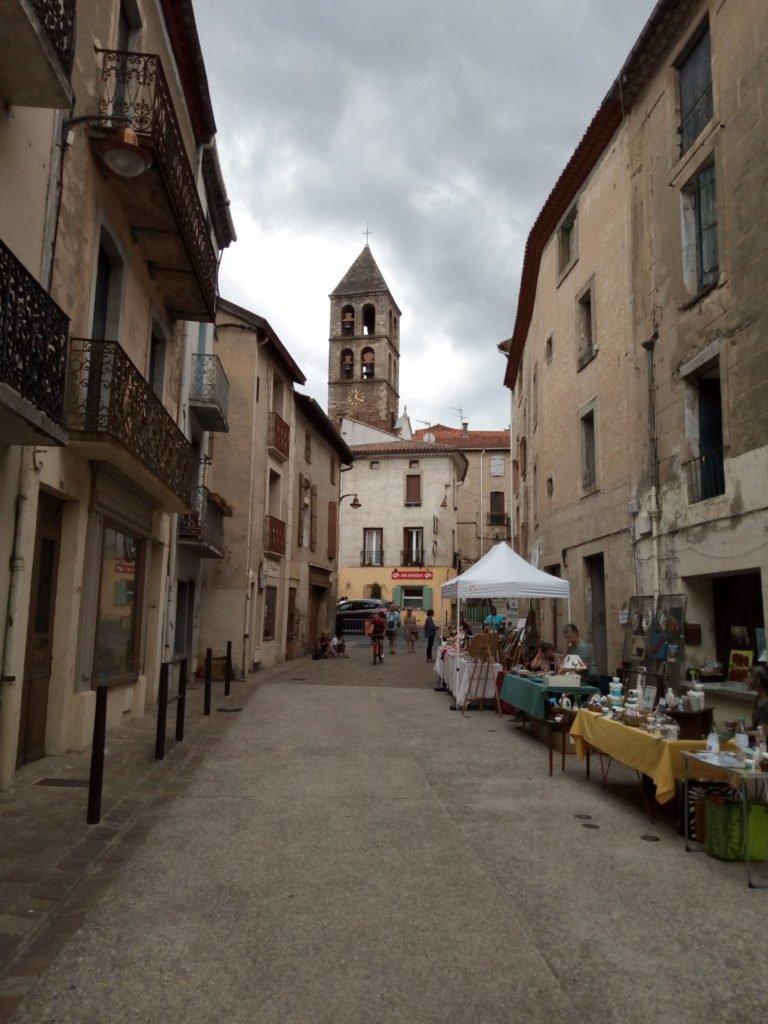 Saint Gervais sur Mere hace una fiesta de oficios antiguos