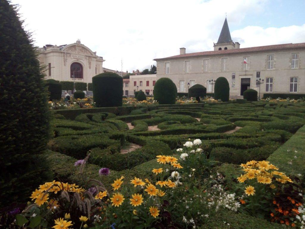 Jardines de l'Évêqué. Castres