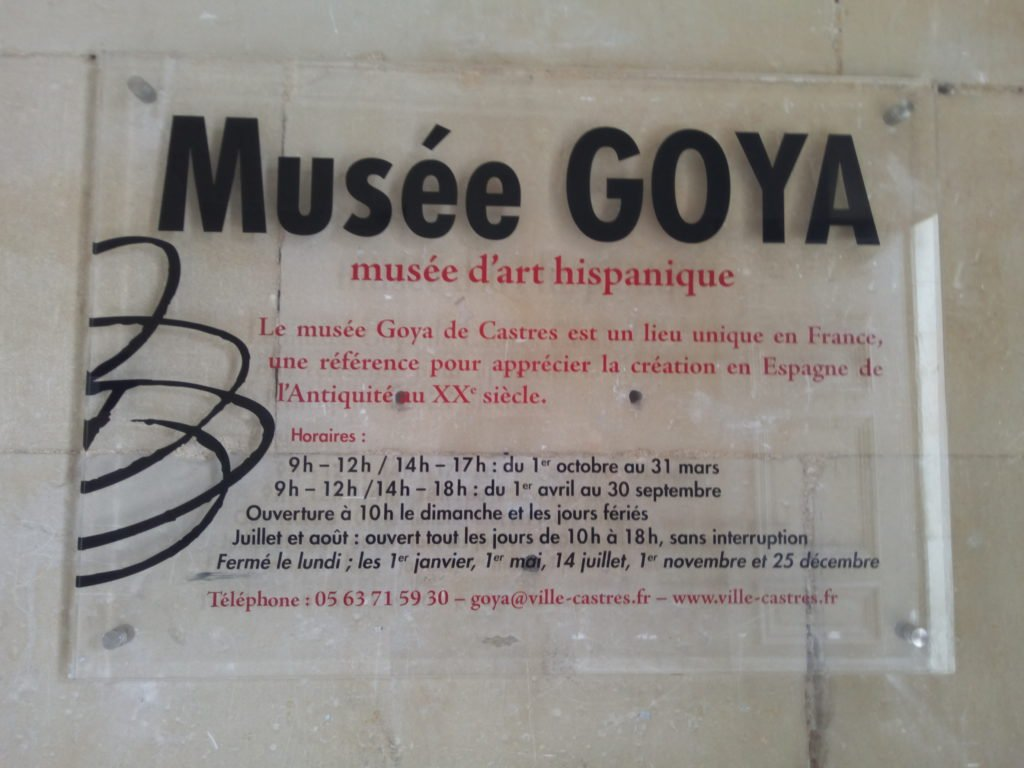 Museo de Goya en Castres