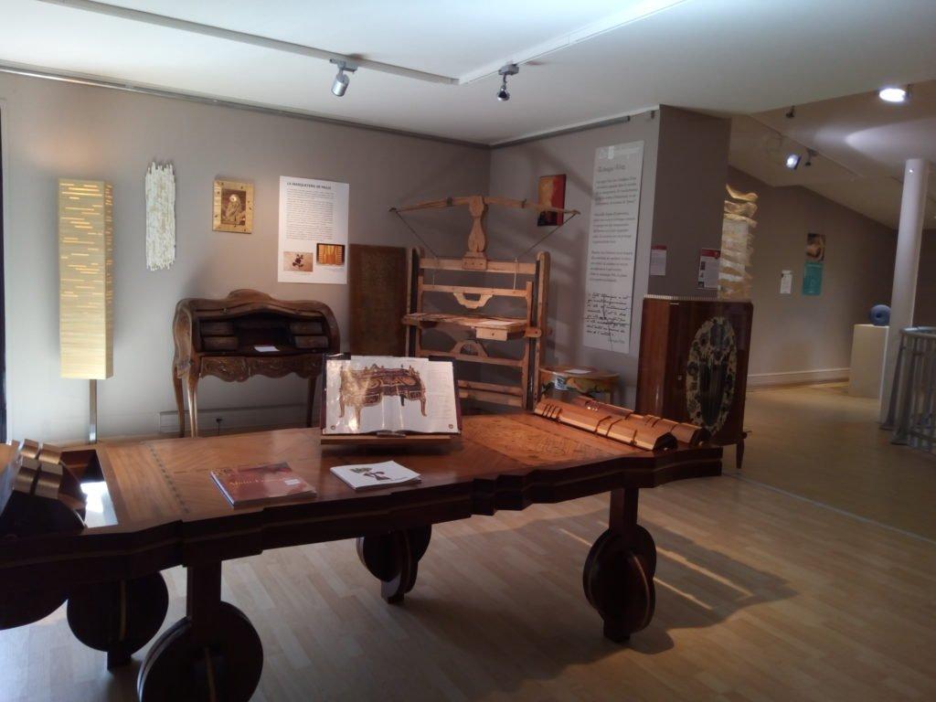 Museo de la madera y la marquetería. Revel