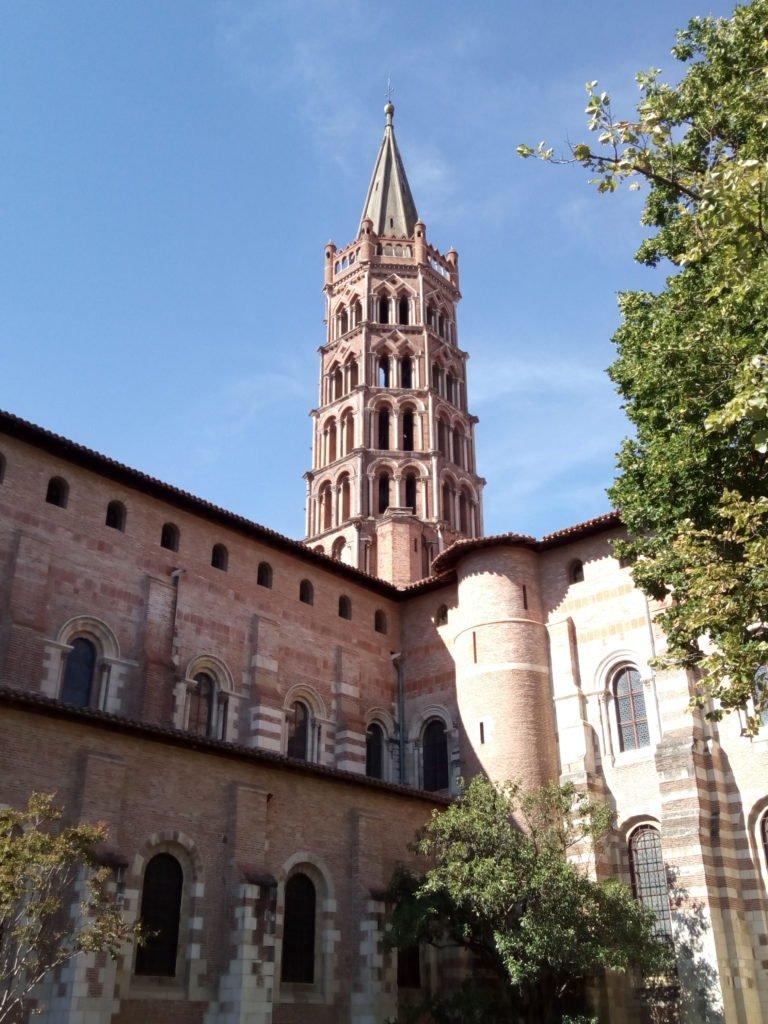 Basílica de San Sernín, o San Saturnino de Toulouse