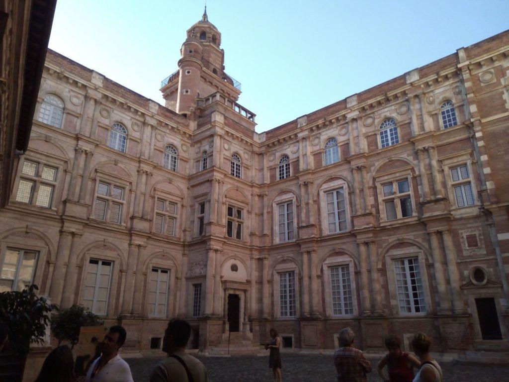 Hôtel d'Assézat. Museo de Toulouse