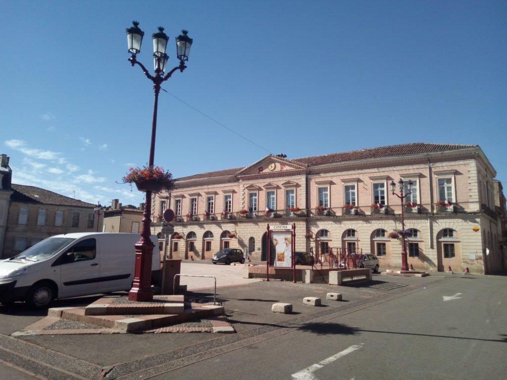 Ayuntamiento de L'Isle Jourdain
