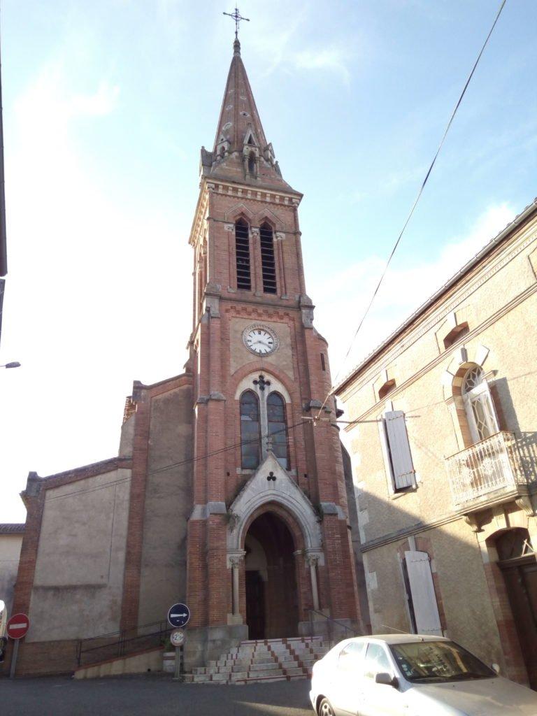 Iglesia de Monferran