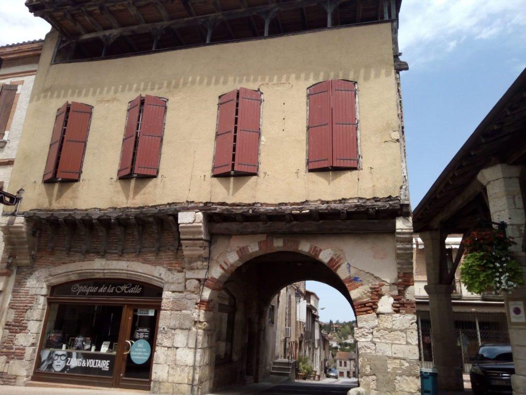 Casa típica de Gimont