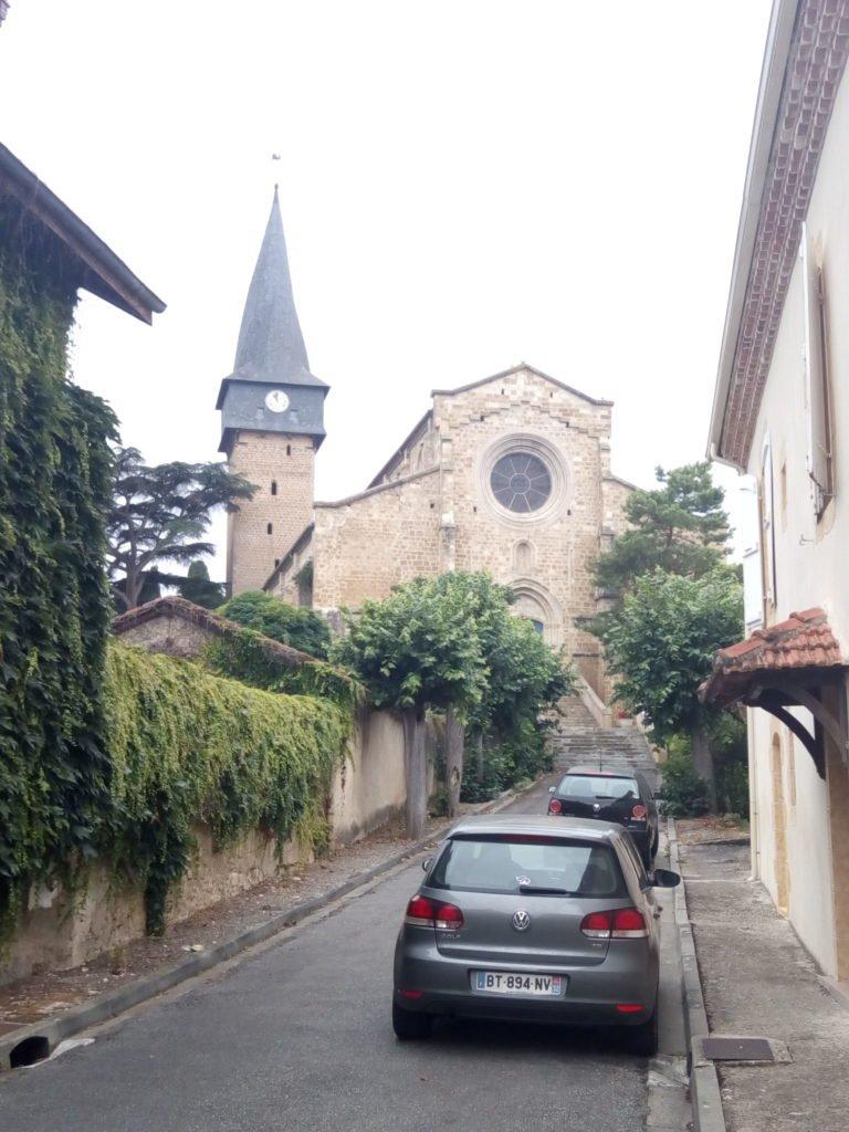 Iglesia de Barran