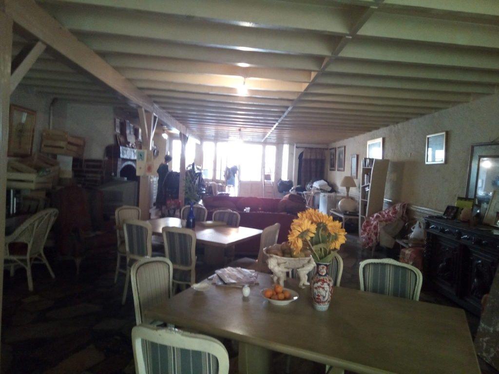 El albergue de L'Isle de Noé