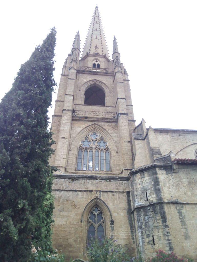 Torre de la iglesia de Nuestra Señora de la Asunción, Marciac