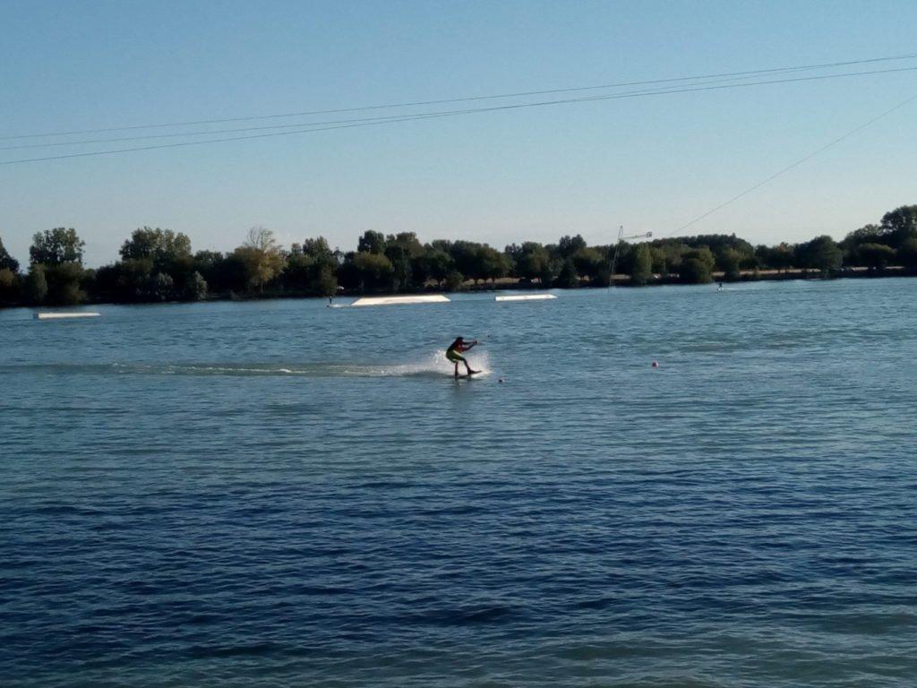 Lago de L'Isle Jourdain