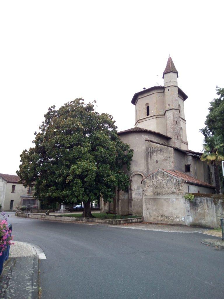 Iglesia católica de Maubourguet