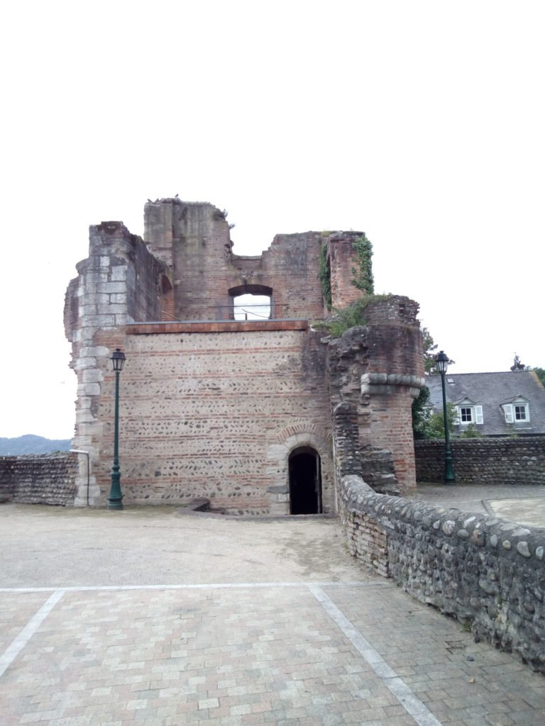 Torre del Obispo. Lescar
