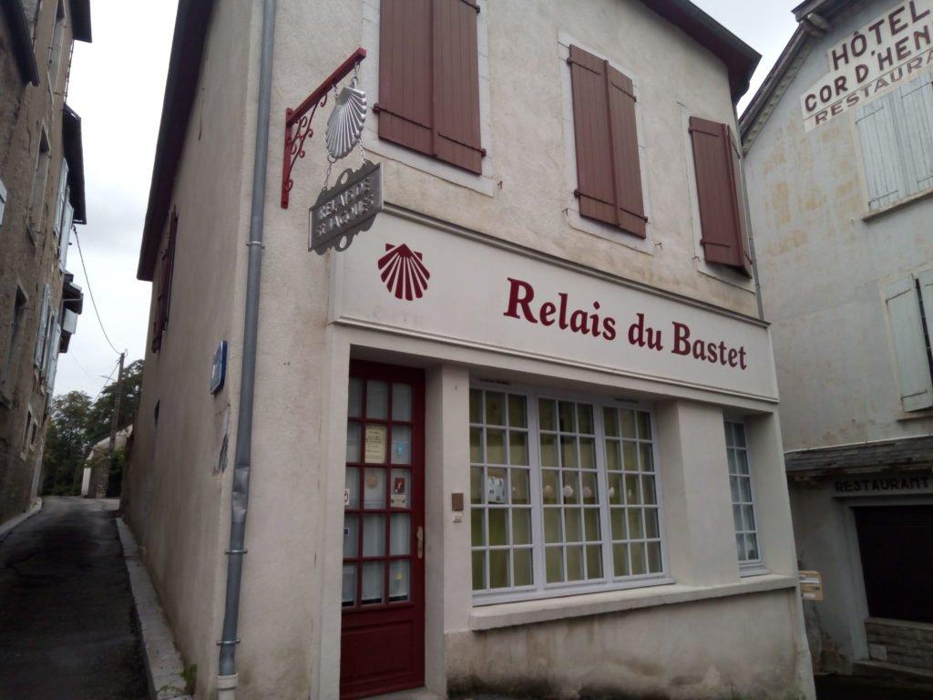 El albergue de Oloron Sainte Marie