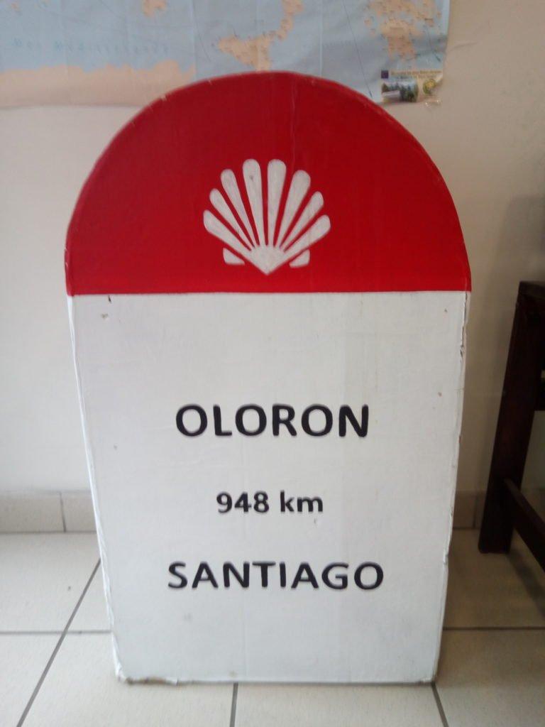 948 km a Santiago. ¡Esto está chupao!