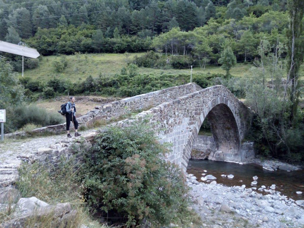 Pocos puentes tienen el encanto del Ponte Novo